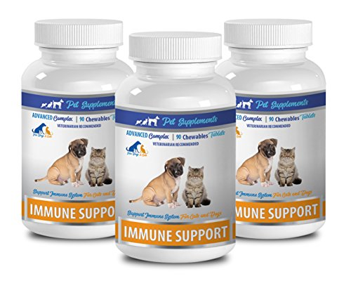 cat liver treats - PET IMMUNE SUPPORT - DOGS AND CATS, used for sale  Delivered anywhere in USA