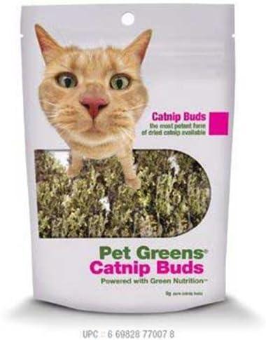 Amazon Com Bellrock Growers Catnip Buds 9 Gm Catnip Treats