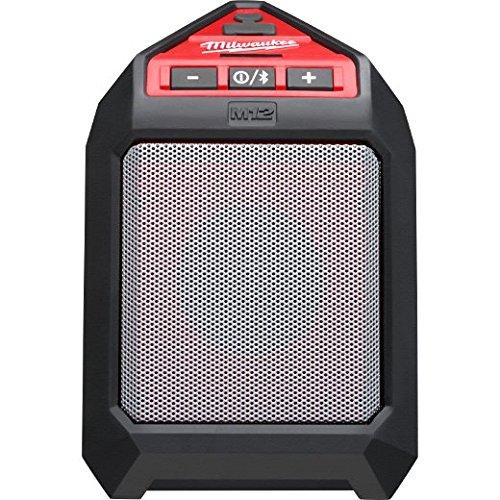 Milwaukee 2592-20 M12 Wireless Jobsite Speaker by Milwaukee