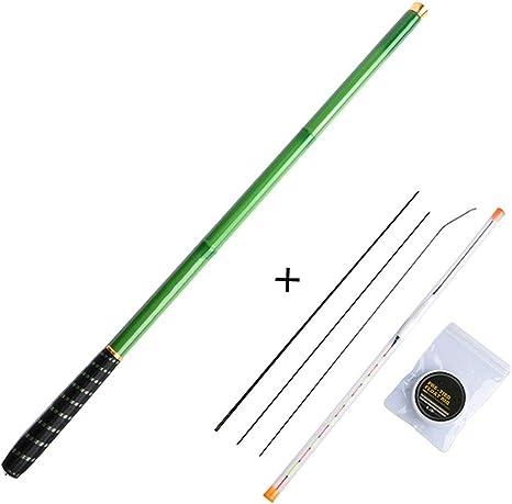 Telescopic Fishing Rod Carbon Fiber 3.6M 7.2M Hand Feeder