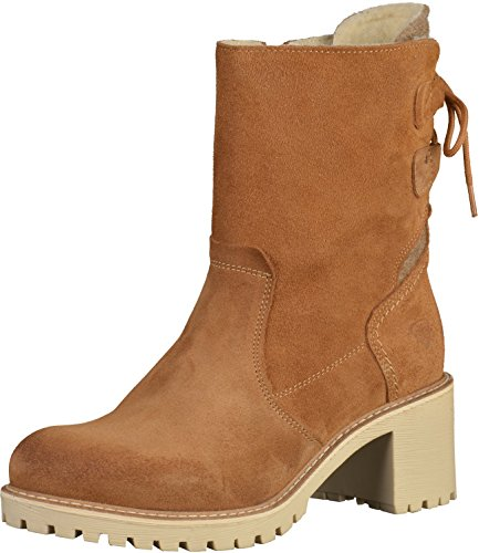 Tamaris 25505, Women's Ankle Riding Boots Camel