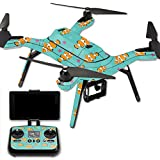 MightySkins Protective Vinyl Skin Decal for 3DR Solo Drone Quadcopter wrap cover sticker skins Clowning Around