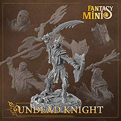28mm Lich miniature for tabletop RPG D&D, DnD, Dungeons and ...