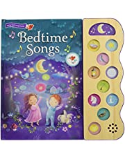 Bedtime Songs: 11-Button Interactive Children's Sound Book (Early Bird Song)