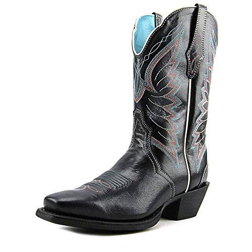Ariat Kvinners Autry Western Cowboy Boot Gammel Svart