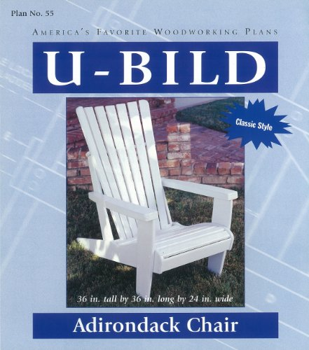 U-Bild 55 Adirondack Chair Project Plan - Adirondack Furniture Plans Shopping Results