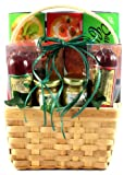 meat and cheese plate - Gift Basket Village Cheese, Sausage and More Meat Gift Basket