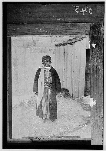Photo: Costumes,characters,etc. Mohammedan i.e.,Muslim sheikh