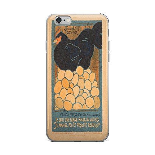 Vintage poster - I am a Fine War Hen - iPhone 6 Plus/6s Plus Case