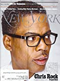 CHRIS ROCK l Pot for Dummies l Cheryl Strayed l Tinsley Mortimer - December 1-14, 2014 New York Magazine