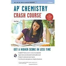 AP® Chemistry Crash Course, 2nd Ed., Book + Online