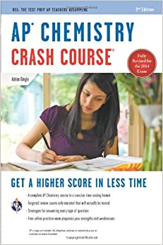 AP(R) Chemistry Crash Course Book + Online (Advanced Placement (AP) Crash Course)