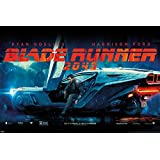 "Pyramid International"" Flying Car Blade Runner 2049"" Maxi Poster, Plastic/Glass, Multi-Colour, 61 x 91.5 x 1.3 cm"