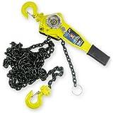 1650 lbs Capacity JLTC CLH75 Chain Lever Hoist