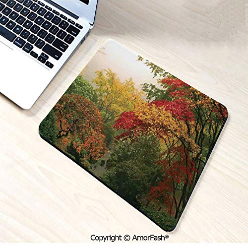 Maple Desk Country (Mouse Pad,Anti Slip Planet Mouse Mat for Desktops,Computer,PC and Laptops,8.3