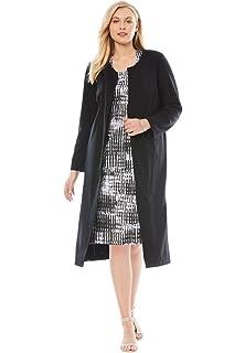 8829db4697627 Amazon.com  Jessica London Women s Plus Size Tweed Jacket Dress ...