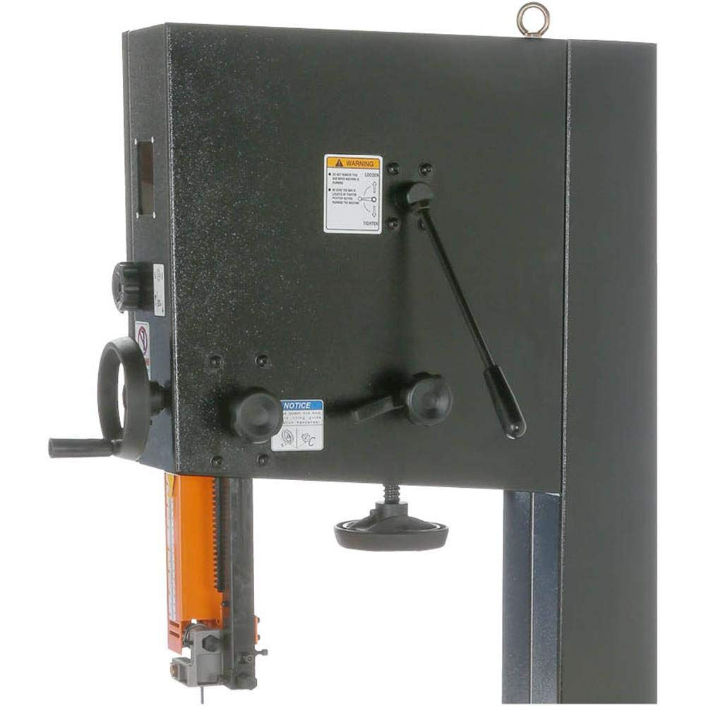Grizzly G0513ANV 2 HP Bandsaw Anniversary Edition, 17-Inch by Grizzly (Image #8)