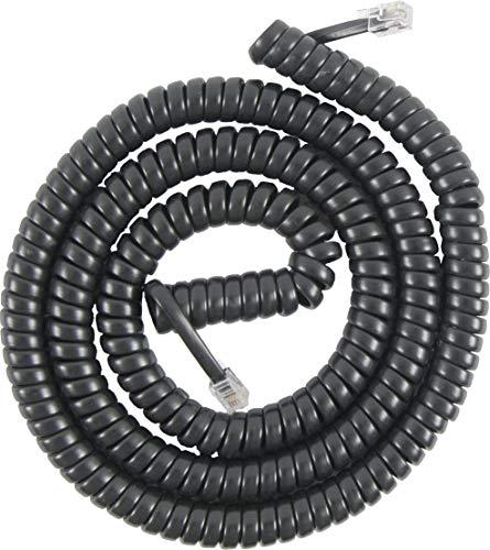 PowerGear 76139 Coil Cord (25 Feet, Black)