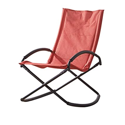 Amazon.com: Textoline Sun Lounger Chair, Foldable Wider ...
