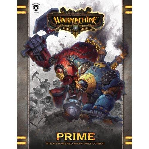 WARMACHINE: Prime Hardcover (Mk III)