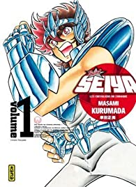 Les Chevaliers du Zodiaque - Deluxe, tome 1 par Masami Kurumada