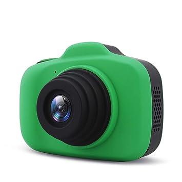 CAIZHAO - Mini cámara de cómic para niños con Movimiento HD Reflex ...
