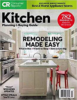 Consumer Reports Magazine July 2019 Remodeling ...