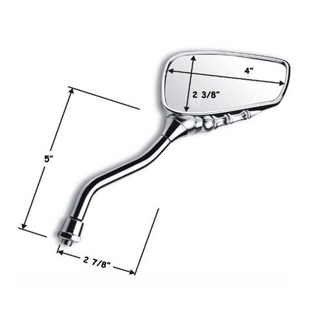 Genuine Honda Parts 76200-S84-A21ZG Honda Accord Right Side Raisin Pearl Door Mirror Assembly