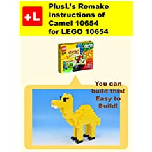 PlusL's Remake Instructions of Camel 10654 for LEGO 10654: You can build the Camel 10654 out of your own bricks!