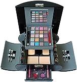 Gloss! Mallette de Maquillage Fashion Beauty 49 Pièces