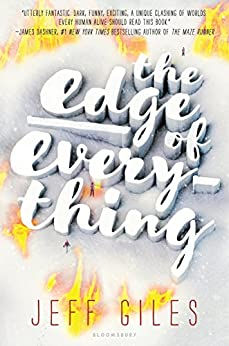 The Edge of Everything by [Giles, Jeff]