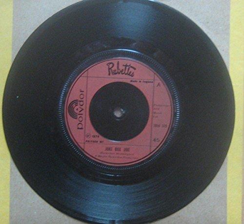 """RUBETTES 7""""Single- Juke Box Jive/When You"""
