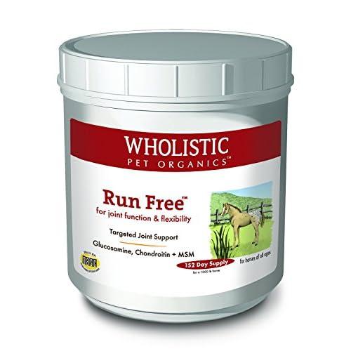 Wholistic Pet Organics Run Free Supplement, 4 lb