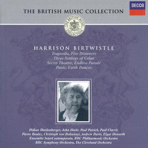 British Music Coll: Harrison Birtwistle by Decca