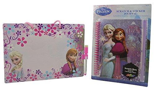 Disney Frozen Pieces Sister Journal