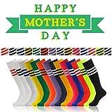 Soccer Socks Green,3street Unisex Youth Thick