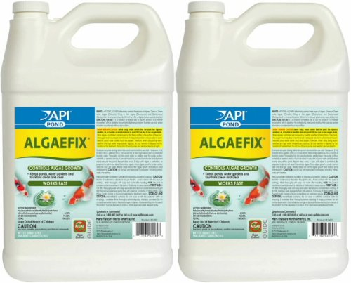 API Pond AlgaeFix 2 Gallon (2 x 1gal) by API