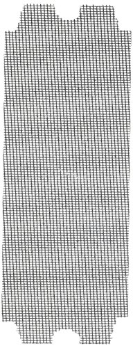 Gator Finishing 4008 100 Grit Silicon Carbide Sanding Screen (2 pack), 4.25