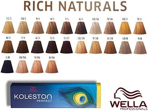 Wella koleston Perfect – Rich Naturals 60 ml 7/11: Amazon.es ...