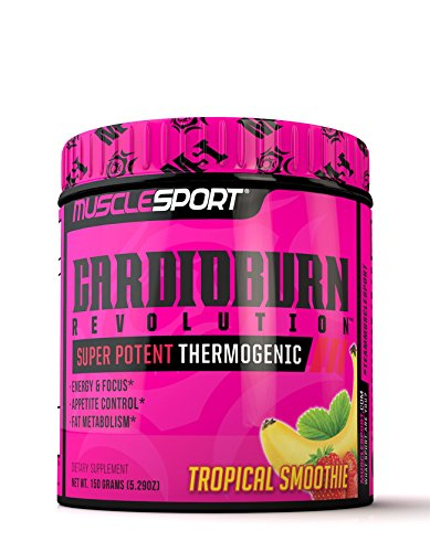 Musclesport CardioBurn Revolution For Her Tropical Smoothie