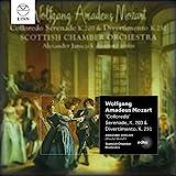 Mozart: Colloredo Serenade, K. 203 & Divertimento, K. 251