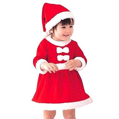 Vestido de princesa Maching con el sombrero de Papá Noel de ...