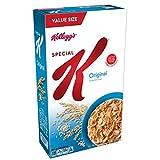 Special K Breakfast Cereal Original, 18 oz(Pack of 3)