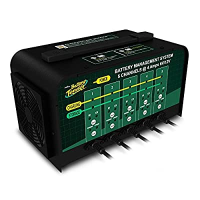 Battery Tender Plus Shop Charger 5 Bank
