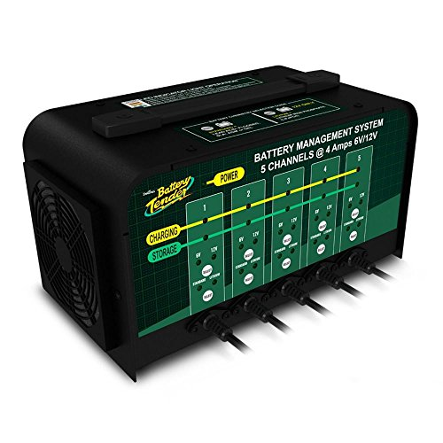 Battery Tender Plus Shop Charger 5 Bank Bank Battery Management System