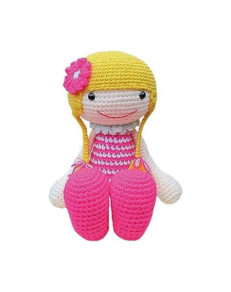 Smartapple Creations - amigurumi and crochet: Tiny amigurumi doll | 600x474
