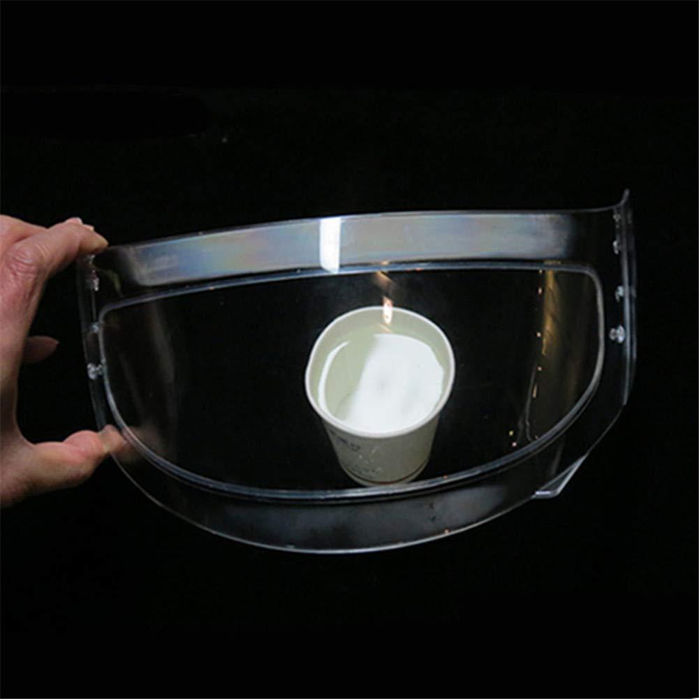 VCOROS Anti-fog Lens For AGV HJC LS2 Full Face Modular Helmets Shield Universale Visor free size Clear