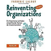 Reinventing Organizations visuell: Ein illustrierter Leitfaden sinnstiftender Formen der Zusammenarbeit