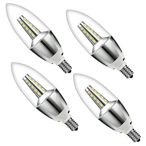 Small Base Led Light Bulbs - 8