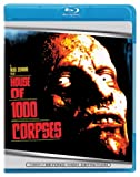House of 1000 Corpses [Blu-ray] cover.